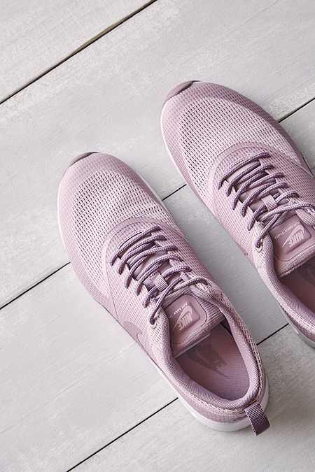 Nike - Baskets Air Max Thea mauve