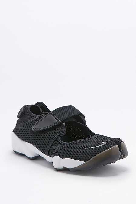 Nike - Baskets Air Rift noires