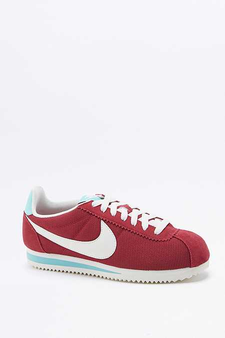 Nike Classic Cortez Red, White, and Blue Trainers