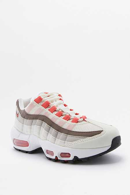 "Nike – Sneaker ""Air Max 95 Essential"" in Orange und Braun"