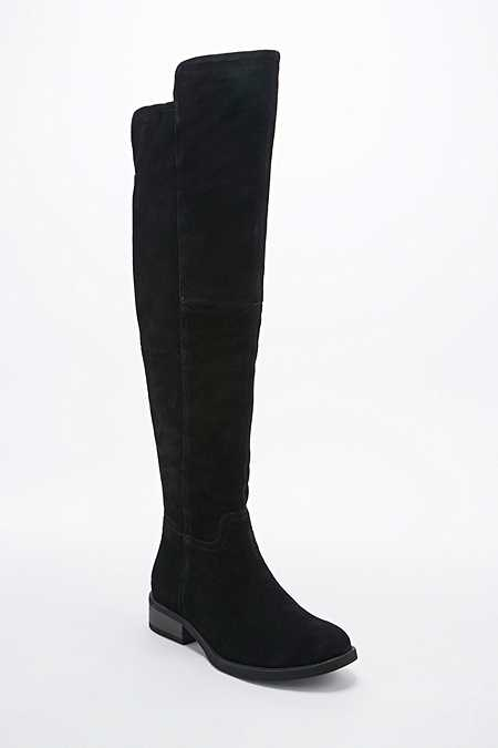 Vagabond Cary Black Knee High Boots
