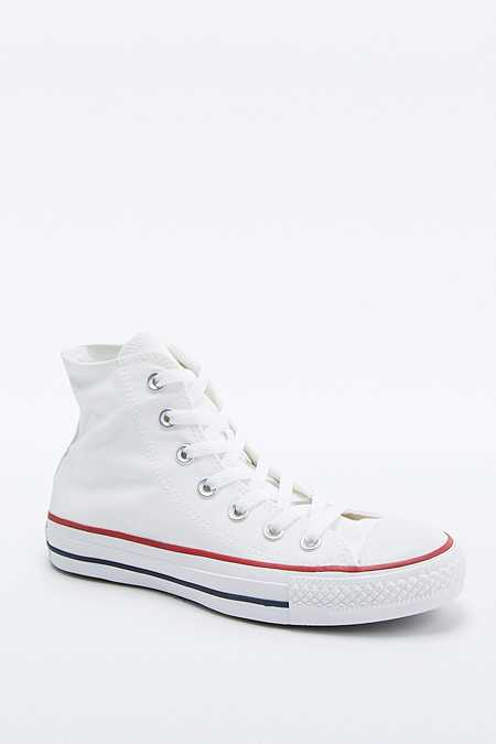 Converse - Baskets montantes All Star Chuck Taylor blanches