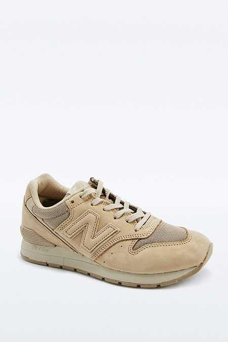 New Balance - Baskets 996 beiges
