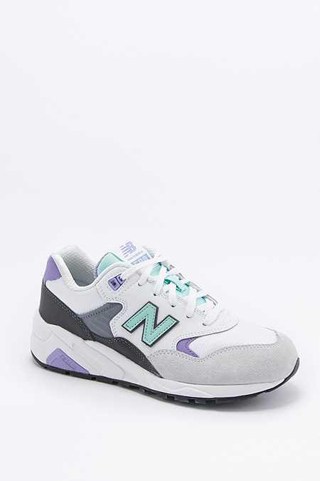 New Balance 580 Blanche