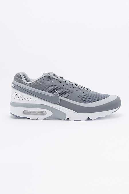 Nike Air Max 90 Fashion Dim Gray Red Mens Running Trainers Shoes