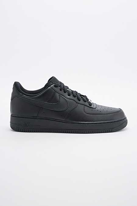Air Force Schwarz Matt