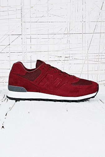 New Balance Bordeaux 574 Sonic