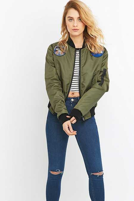 Bomber Jacket Femme | Outdoor Jacket