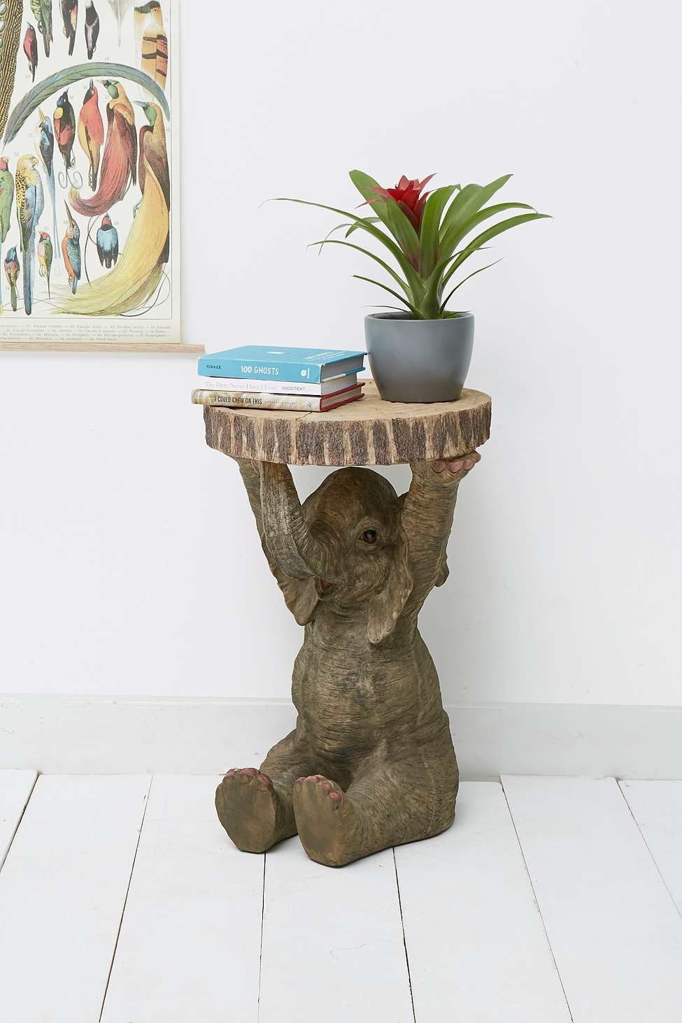 Elephant Carved Table Unique And Quirky Gift Ideas Any Odd Person Will Appreciate (Fun Gifts!)