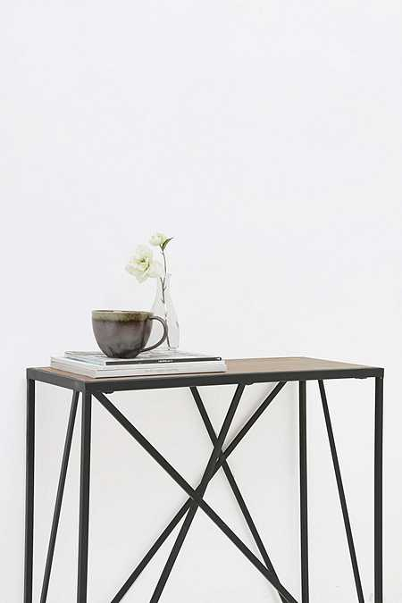 Nelson Geometric Console Table