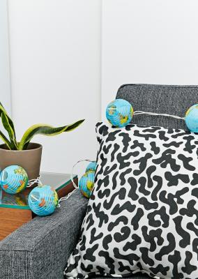Globe String Lights UK Plug