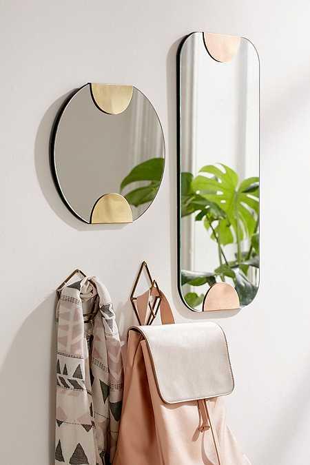 Les miroirs la tendance d co adopter pour agrandir une - Miroir agrandir piece ...