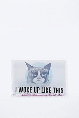 I Woke Up Like This Photo Frame