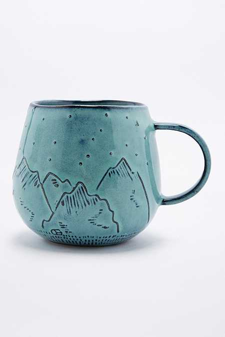Tasse montagne