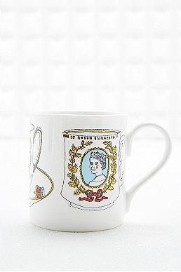 New House Textiles Family Favourites Mug