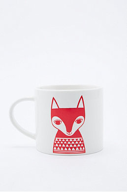 Jane Foster Fox Mug