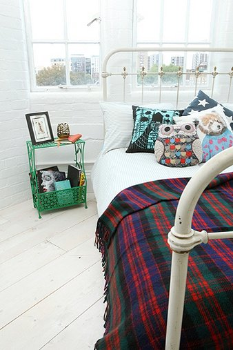 Tweedmill Multicoloured Tartan Blanket