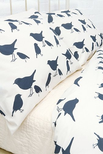 Anorak Robin Pillow Case Set