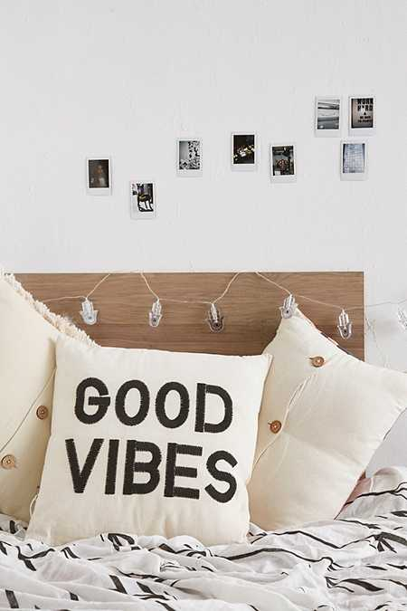 Coussin Good Vibes