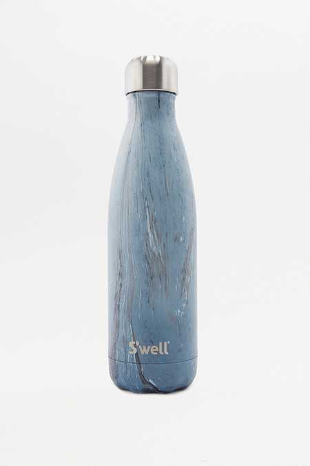 "S'well – Wasserflasche ""Blue Wood"", 17 oz"