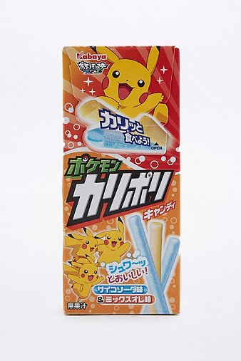 Pokemon Karipori Candy Sticks Urban Outfitters
