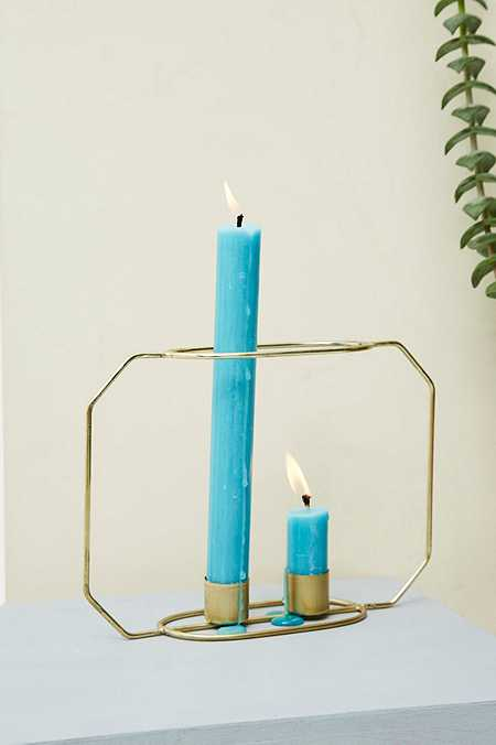 Taper Two Candle Holder