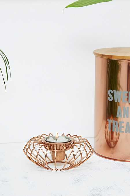 '70s Wire Candle Holder