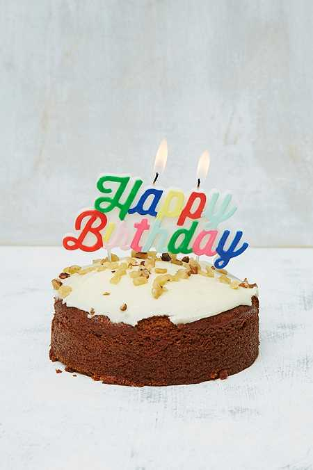 Happy Birthday Candle