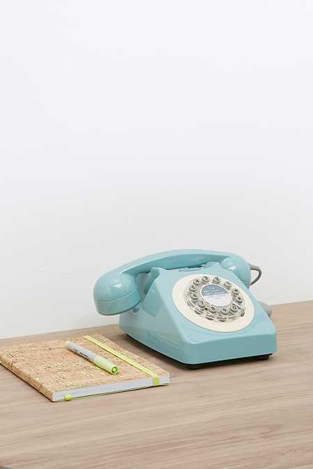 746 French Blue Phone