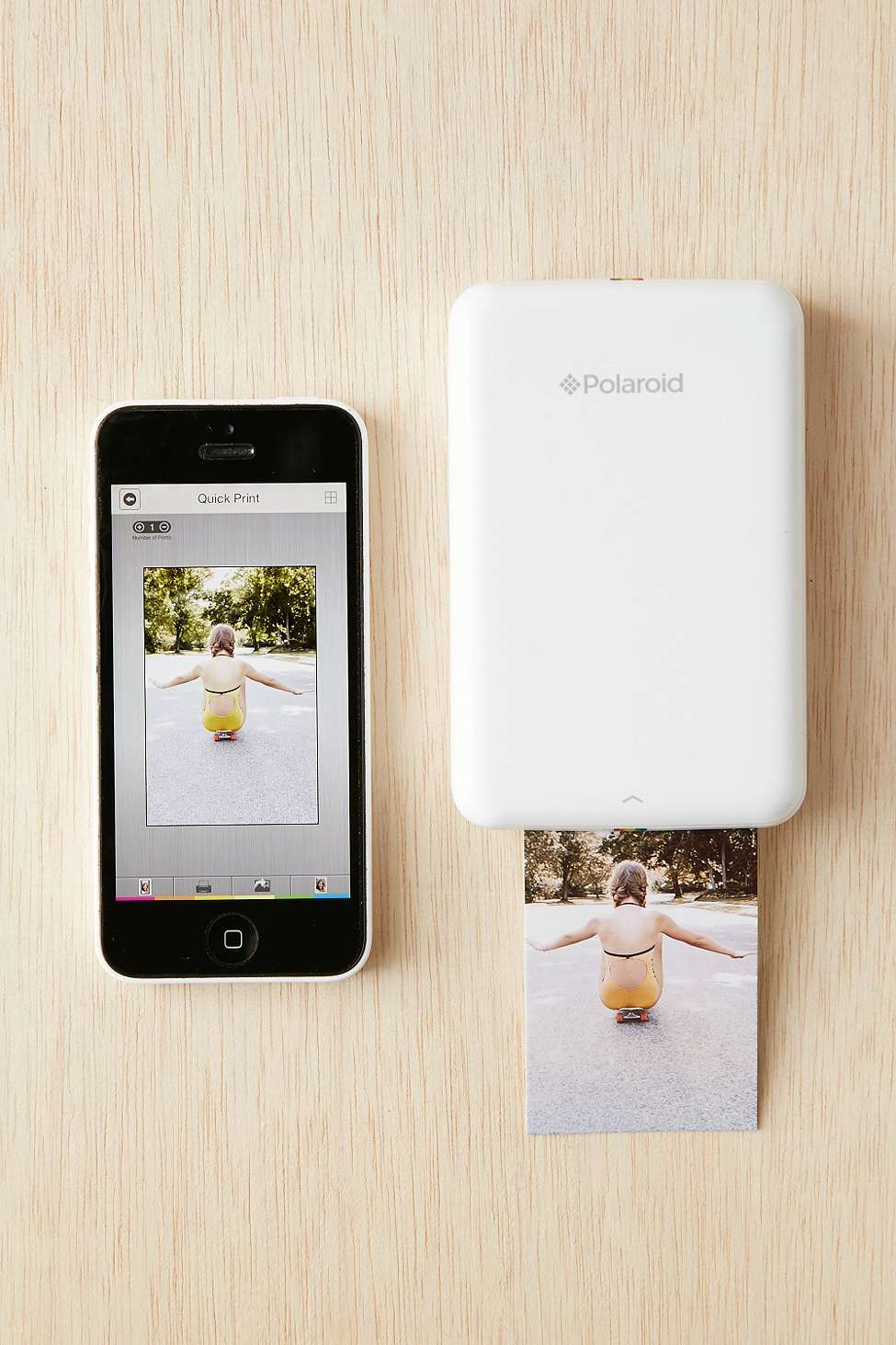 polaroid phone printer Unique And Quirky Gift Ideas Any Odd Person Will Appreciate (Fun Gifts!)