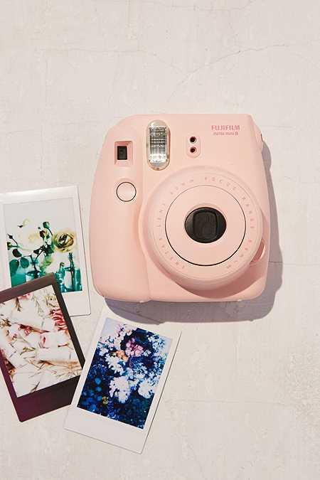 Fujifilm - Appareil photo Instax Mini 8 - Rose