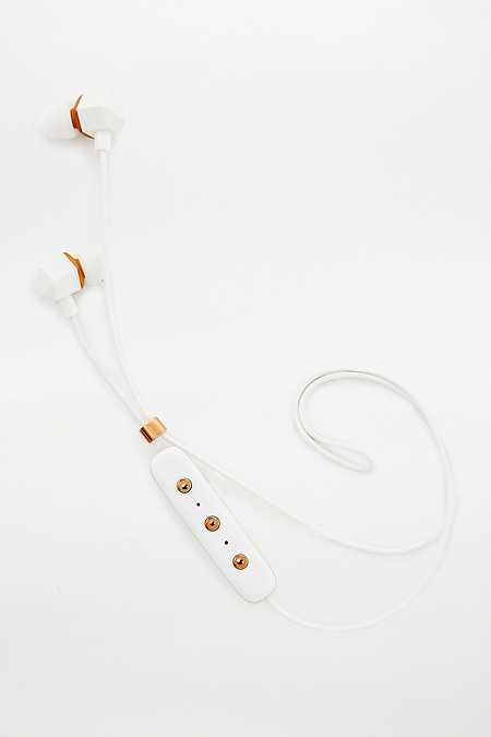 Happy Plugs - Écouteurs sans fil Ear Piece blancs