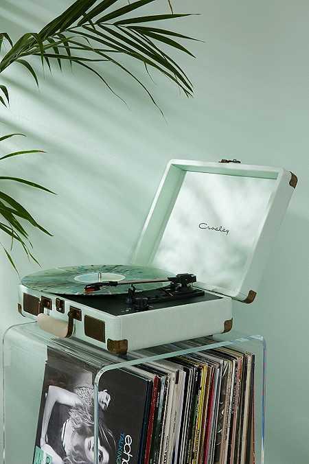 Crosley  - Tourne-disque Cruiser menthe