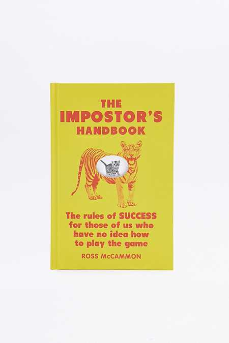"Buch ""The Impostor's Handbook: The Rules of Success for Those of Us Who Have No Idea How to Play the Game"""