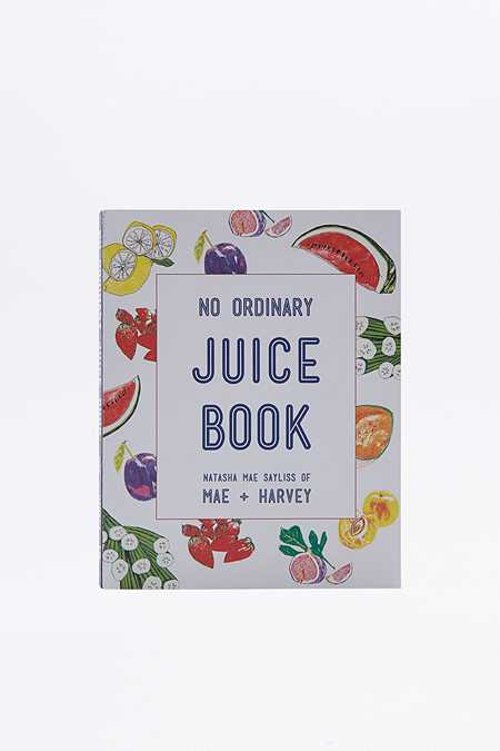 Livre No Ordinary Juice
