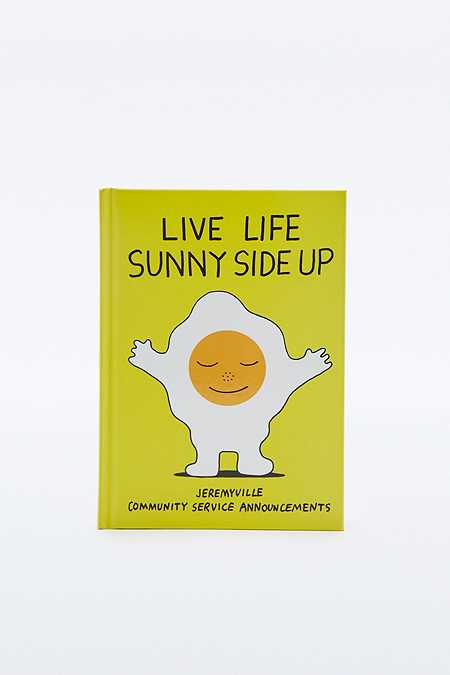 "Buch ""Live Life Sunny Side Up"""
