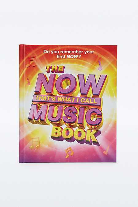 "Buch ""Now That's What I Call Music"""