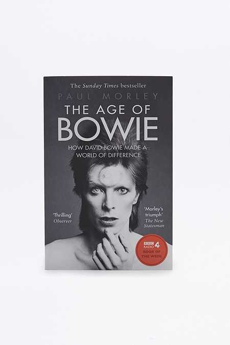 Livre The Age of Bowie