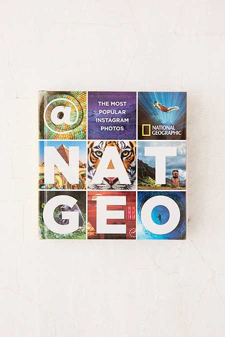 Livre @NatGeo: The Most Popular Instagram Photos