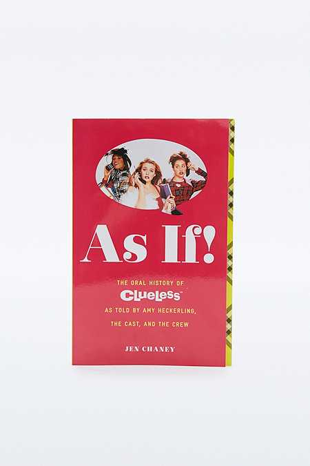 As If!: Clueless Book