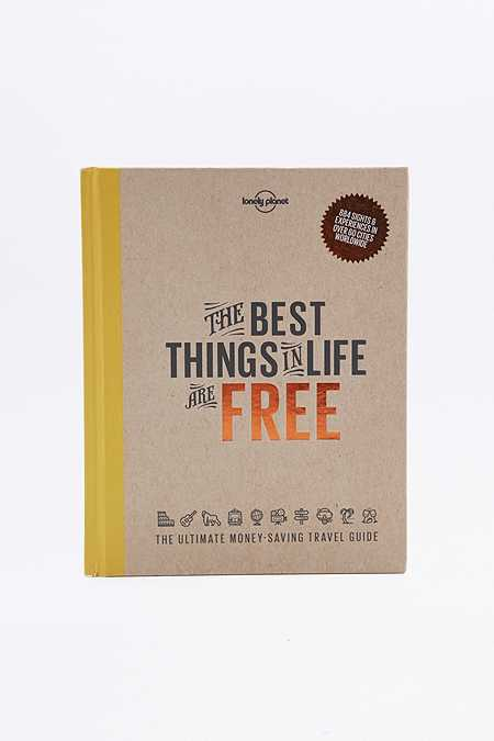 Livre The Best Things in Life Are Free