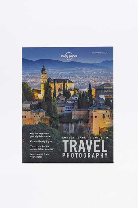 Livre Lonely Planet's Guide to Travel Photography
