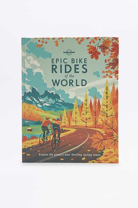 Livre Epic Bike Rides of the World