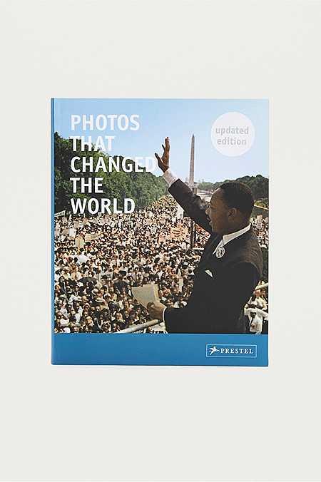 Livre Photos That Changed The World (Les photos qui ont changé le monde)