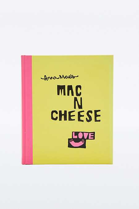 "Buch ""Anna Mae's Mac N Cheese: Recipes from London's Legendary Street Food Truck"""