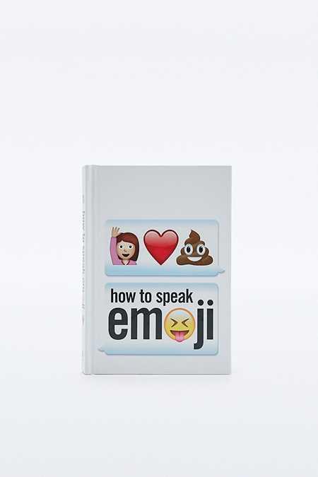 """Buch """"How to Speak Emoji"""""""