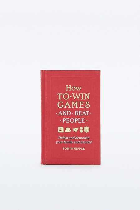 """Buch """"How to Win Games and Beat People"""""""