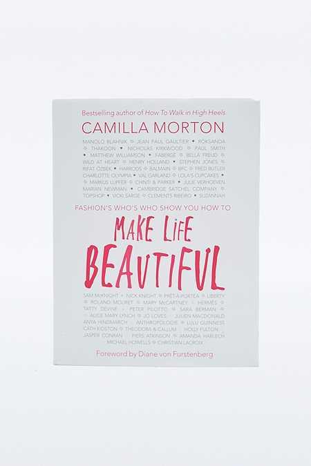 """Buch """"Make Life Beautiful"""""""
