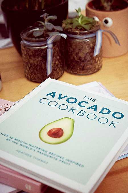 The Avocado - Livre de cuisine