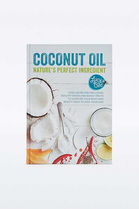 """Buch """"Coconut Oil – Nature's Perfect Ingredient"""""""